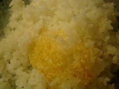 Concolon (Latin American): crispy, almost-burnt-but-not-quite rice found at the bottom of the pan