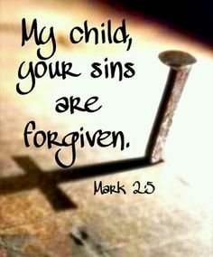 When Jesus saw their faith, he said unto the sick of the palsy, Son, thy sins be forgiven thee. Description from pinterest.com. I searched for this on bing.com/images