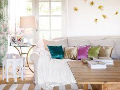 LindonaRem- Comunidade da Moda : Vejam como decorar espaços gastando pouco: Decoraç...