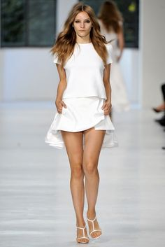 all dolled up in white   Keep the Glamour   BeStayBeautiful