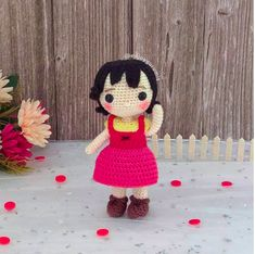 Ariel, Crochet Hats, Halloween, Youtube, Instagram, Blue Gown, Pink Sundress, Amigurumi Doll, Needlepoint