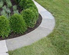 garden edging dimensional slate