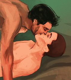 Another hot and sweet sterek animation.