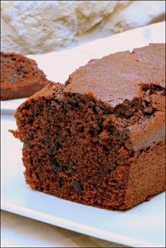 Parfait, Cake Chocolat, Banana Bread, Cooking, Food, Recipes, French Chocolate, Bolo De Chocolate, Nutella Chocolate