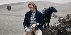 Sam Heughan's New Ad for Barbour Is the Perfect Way to Kick Off the Holidays  - TownandCountryMag.com