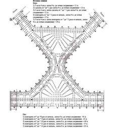 Racerback Crochet Top Pattern 4