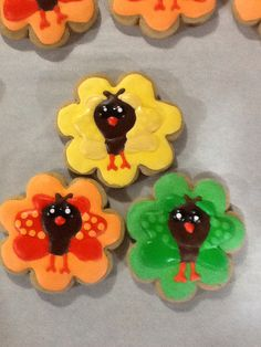 My attempt at Sweet Art Sweets cookies.
