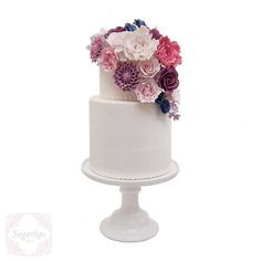 Delightful Wedding Cakes - MODwedding