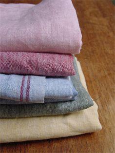 organic linen made by LINNET   http://www.lin-net.com/shop_linnen.html