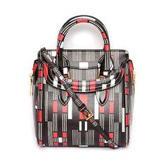 OOOK - Alexander McQueen - Women's Bags 2014 Spring-Summer - LOOK 18 |... ❤ liked on Polyvore featuring bags, handbags, bags., alexander mcqueen bags, alexander mcqueen, alexander mcqueen purse, summer purses and summer handbags