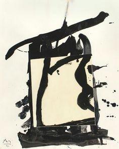 just another masterpiece: Robert Motherwell.