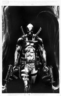 Deadpool - Brian Thies