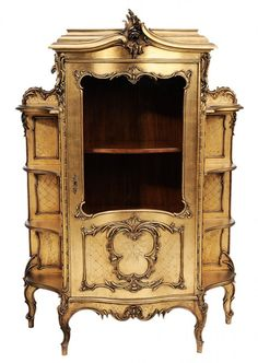 Louis XV Style Carved and Gilt Wood : Lot 476