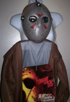 I have replaced my jason voorhees prop with a werewolf jason just new w flaw jason voorhees friday the 13th solutioingenieria Images
