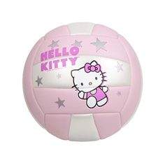 Hello Kitty Sports Volleyball, Pink, 4 Hello Kitty Sports