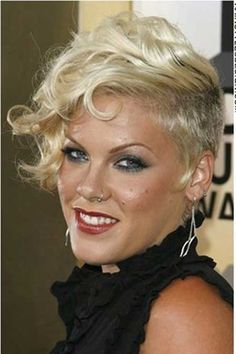 Image result for pink hairstyles