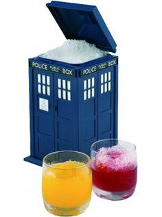Tardis ice bucket!!