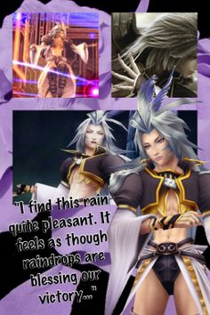 Final fantasy wallpapers~ Kuja by Emeraldfire131 on deviantART