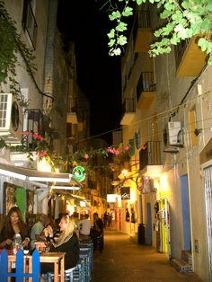 Ibiza Town, see #ibiza this summer with #keyibiza