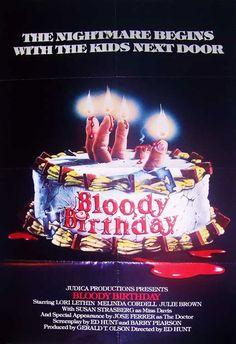 Bloody Birthday (1981) Movie Review