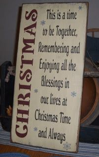 great Christmas sign