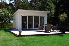 Backyard Cabin, Backyard Office, Backyard Plan, Backyard Studio, Backyard Sheds, Garage Renovation, Garden Makeover, She Sheds, Diy Pergola