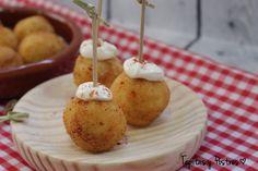 Croquetas de pulpo a la gallega | Cocina