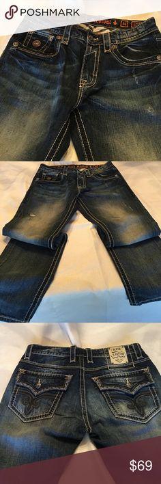 MENS Rock Revival Jeans Size 34 Men's Rock Revival jeans. Like new. Worn twice! Rock Revival Jeans Bootcut