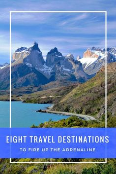 8 Travel Destination
