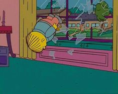 Imagem de simpsons, funny, and the simpsons - movie actors pictures Memes Humor, Funny Memes, Hilarious, Funny Laugh, The Simpsons, Simpsons Funny, Simpsons Springfield, Reaction Pictures, Cartoon Memes
