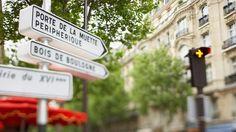 Intersection de Paris