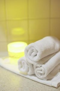 How to clean sour smell out of bath towels