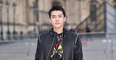 Louis Vuitton Claims This Idol Is The Best Dressed Korean Celebrity — Koreaboo