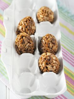 Nutella Nut Butter Easter Eggs