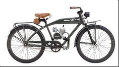Bici motorizada o moto abiciclada