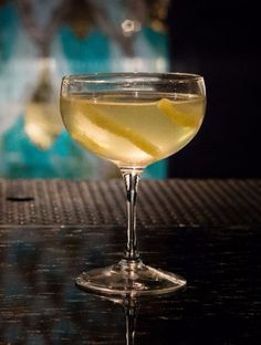 The Prohibition Cocktail