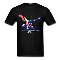 Amazon com KingDeng Super Smash Bros Greninja Funny Men T Shirt Clothing