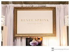 bridal show photography booth
