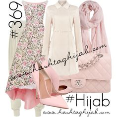 Hashtag Hijab Outfit #369,