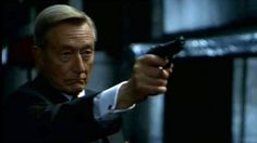Well Manicured Man, played by John Neville