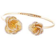 PULSEIRA BLOSSOM by Eleuterio jewellery