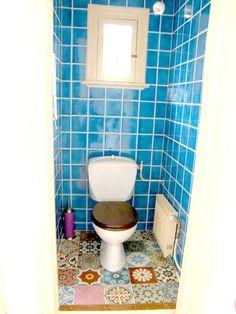 toilet room decorating ideas   Separate Toilet Room Design ...