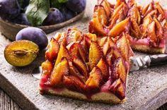 Recette :  L'authentique tarte aux quetsches alsacienne