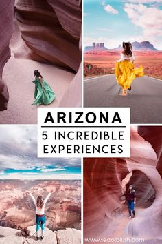 Arizona is full of natural beauty!  These 5 experiences in Arizona are not to be missed with secret slot canyons better than Antelope Canyon, the most daring climbs in the Grand Canyon, and the best views of Monument Valley.  Do not miss this guide if you are doing a road trip through Arizona!  #horseshoebend #secretcanyon #antelopecanyon #grandcanyon #roadtrip #bucketlist #monumentvalley #travel Arizona Road Trip, Road Trip Usa, Arizona Travel, Grand Canyon Arizona, Grand Canyon South Rim, Trip To Grand Canyon, Sedona Arizona, Havasu Falls Arizona, Phoenix Arizona