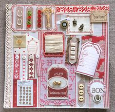 Most darling sewing notions collections ~ Check out the blog