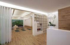 Dance Bedroom, Dance Rooms, Yoga Studio Interior, Yoga Studio Decor, Dance Studio Design, Ballet Room, Wellness Studio, Studio Build, Gym Decor