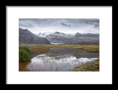 This photograph was taken along the roadside in Southern Iceland. The water reflected the snow covered mountains in the distance. Black And White Photography Portraits, Photography For Sale, Mountain Photography, Amazing Photography, Landscape Photography, Art Prints For Sale, Art Sites, Photos For Sale