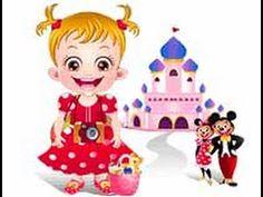 Bebê Hazel na Disneyland - http://jogosdabebehazel.com.br/jogos/bebe-hazel-na-disneyland/ #BebêHazelNaDisneyland Jogos de Bebe