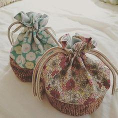 浴衣コーデにおすすめ!100均のカゴで「巾着かごバッグ」が作れる♪ | CRASIA(クラシア)
