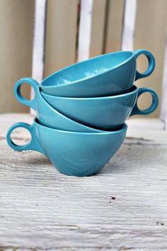 Melmac vintage cups